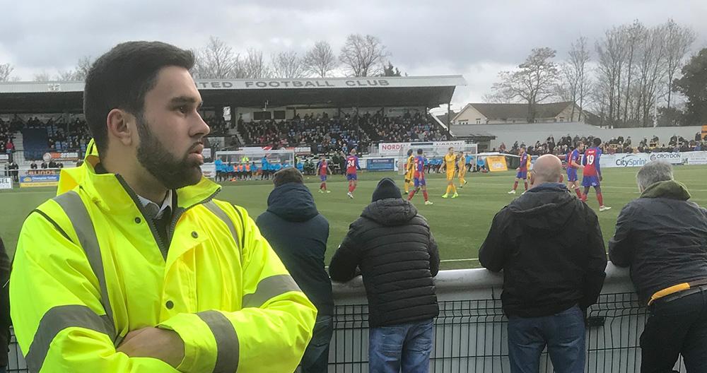 Aramis Security - Sutton Utd FC