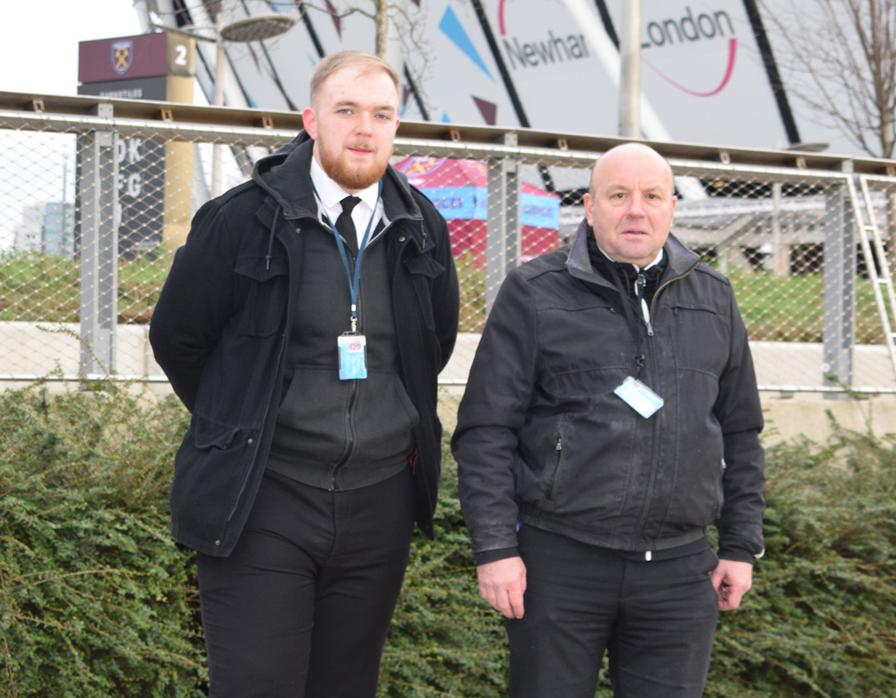 event and security training